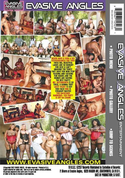 Black freak sex party