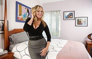 Business suit lady sex pics