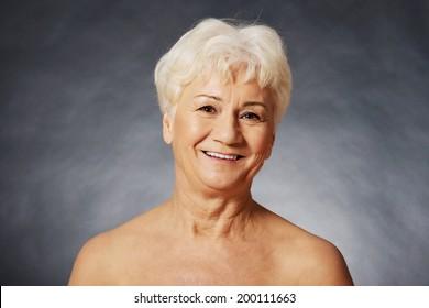 Over 60 yo nude