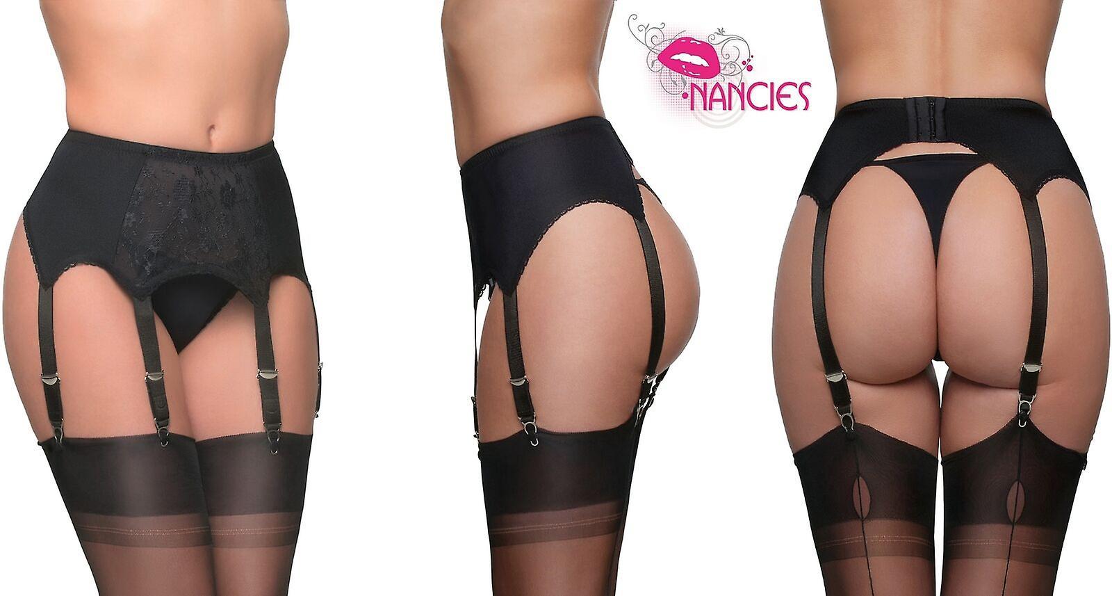Slips panties stockings garter belts