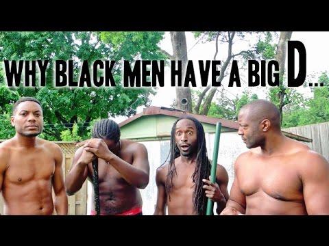 Dick s do have men black big
