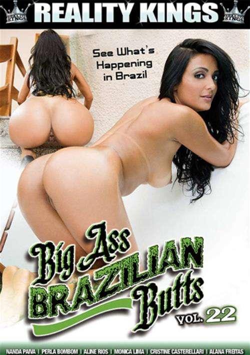 Big brazilian ass reality kings