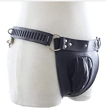 Pussy in a chasty belt