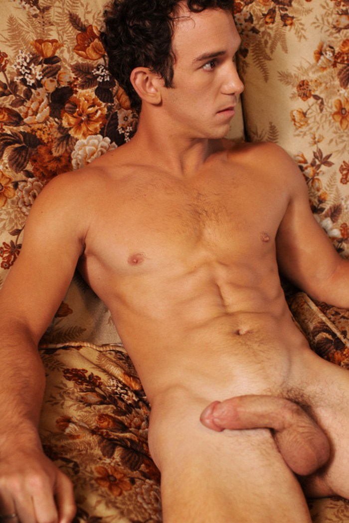 Greg mckeon playgirl model nude