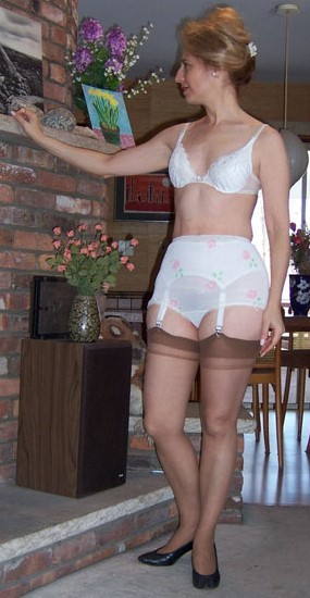 Vintage brief nylon panties tumblr
