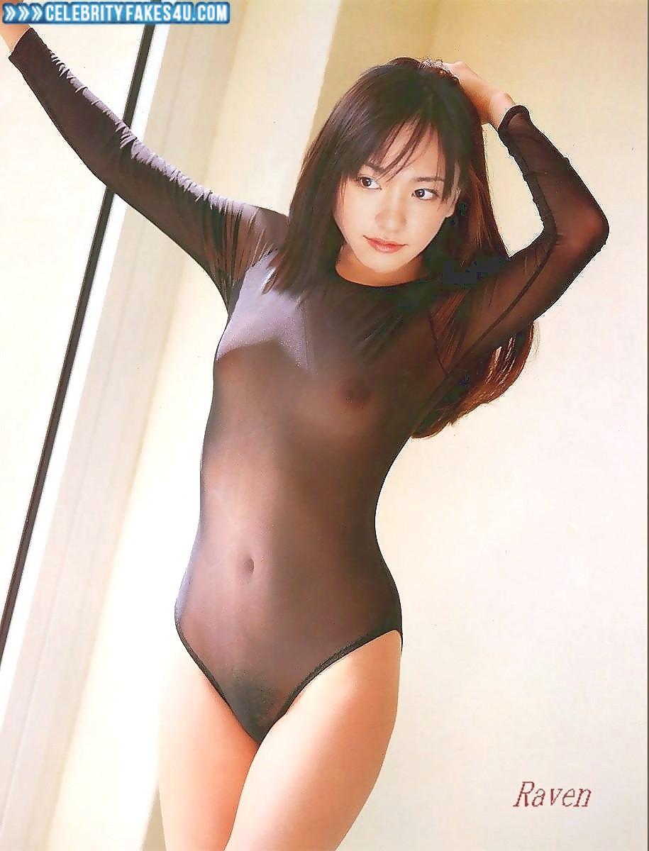 Japanese nude see thru