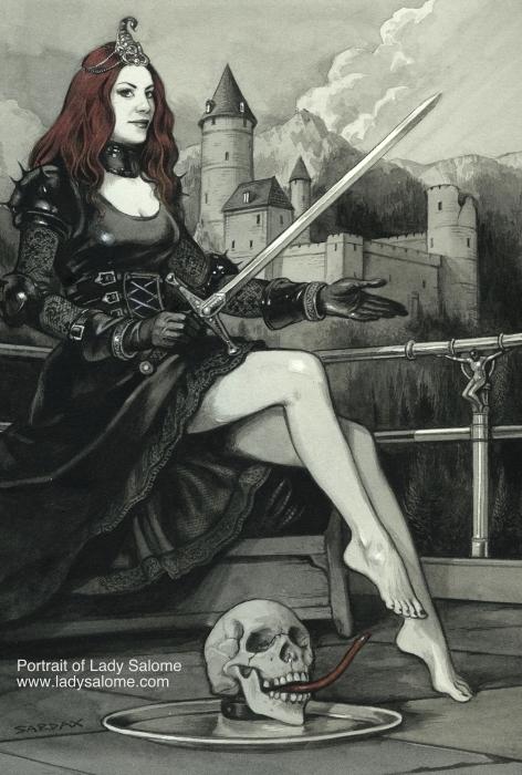 Fantasy art porn free