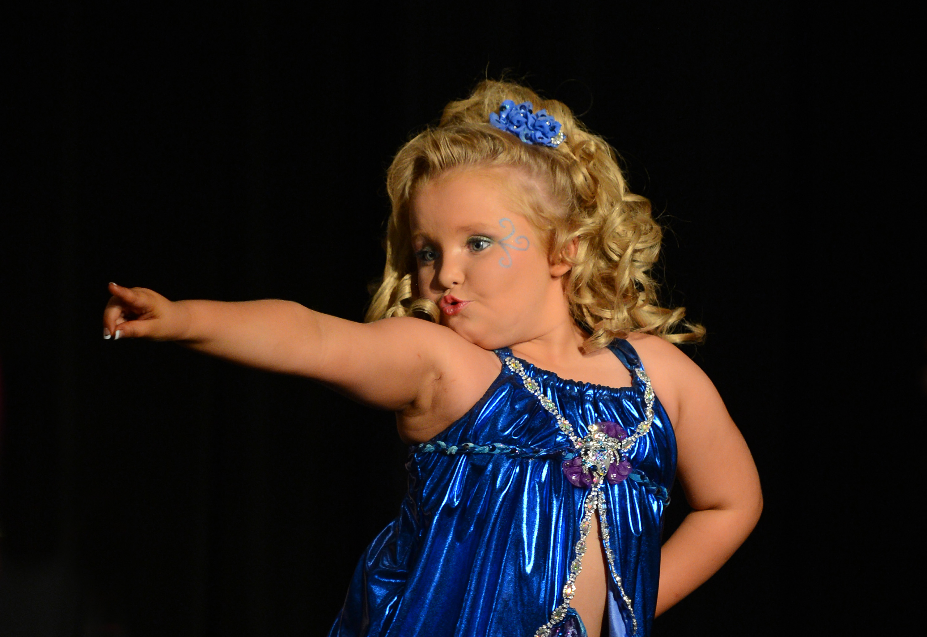 Dew mountain honey boo boo