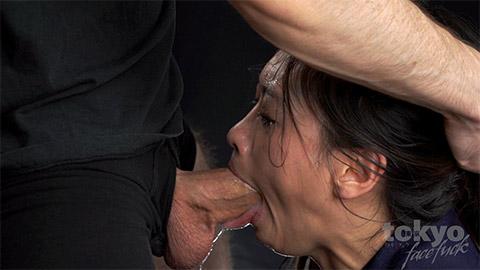 Face fuck reika yamada