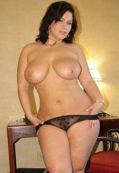 Thick thighs and big boobs nude