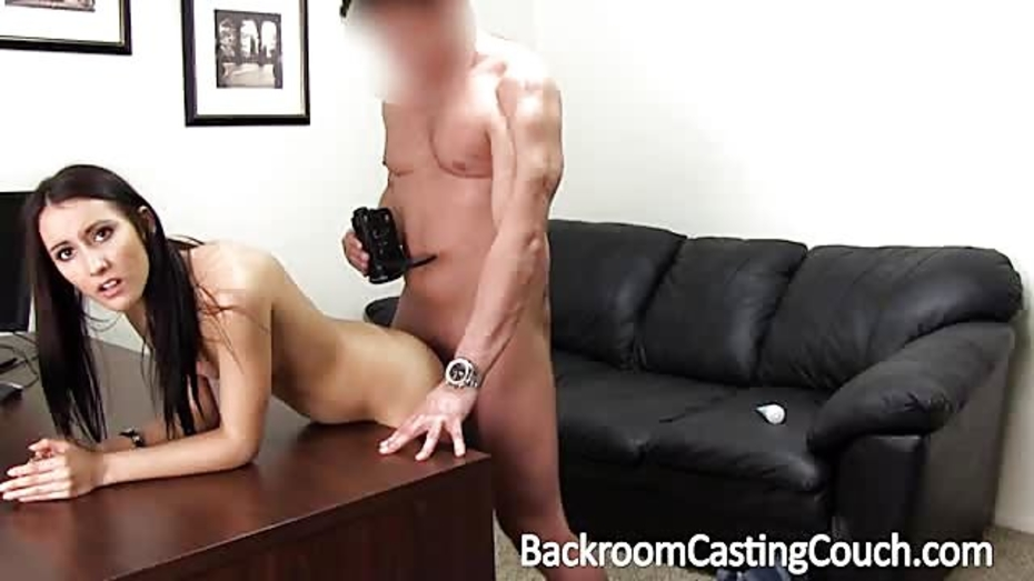 From backroom casting couch