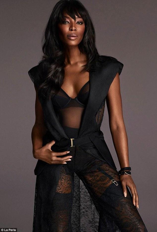 Ebony nn panty models