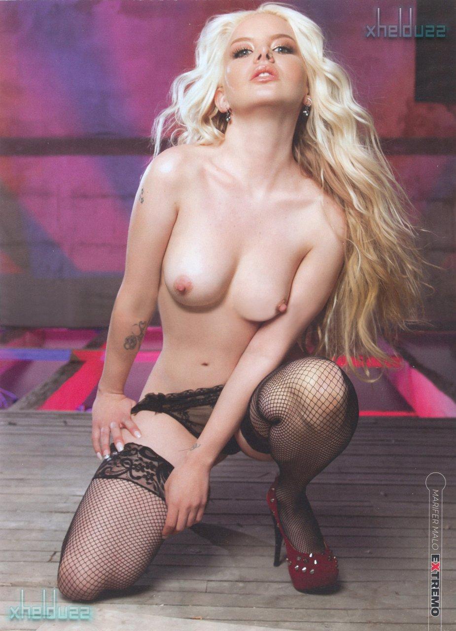 Marifer malo fuzz naked
