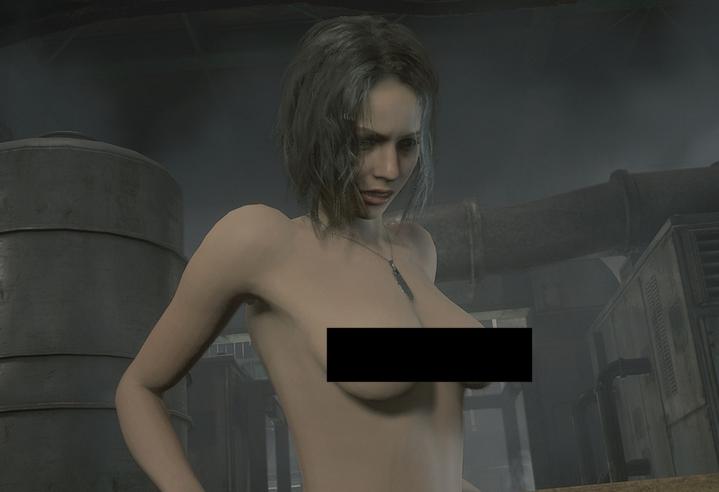 Resident evil ada nude