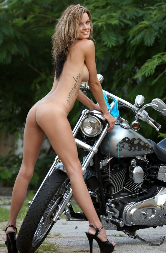 Biker chicks getting fucked hard