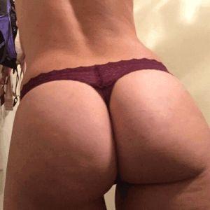 Cums deep inside her pussy