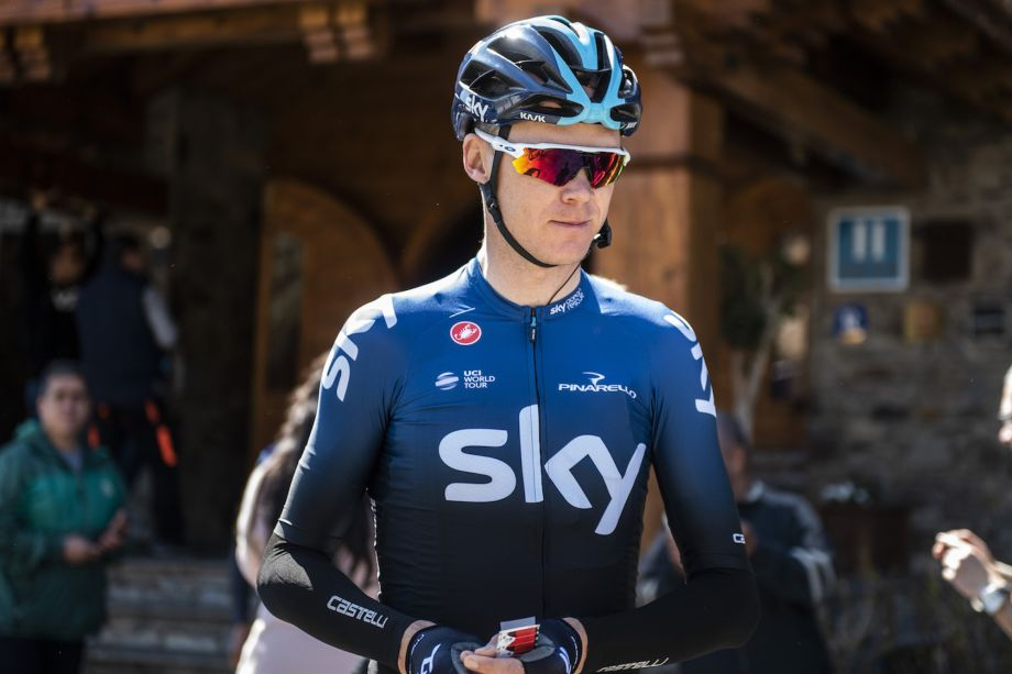 Chris froome team sky