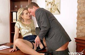 Panties blonde lesbian porn