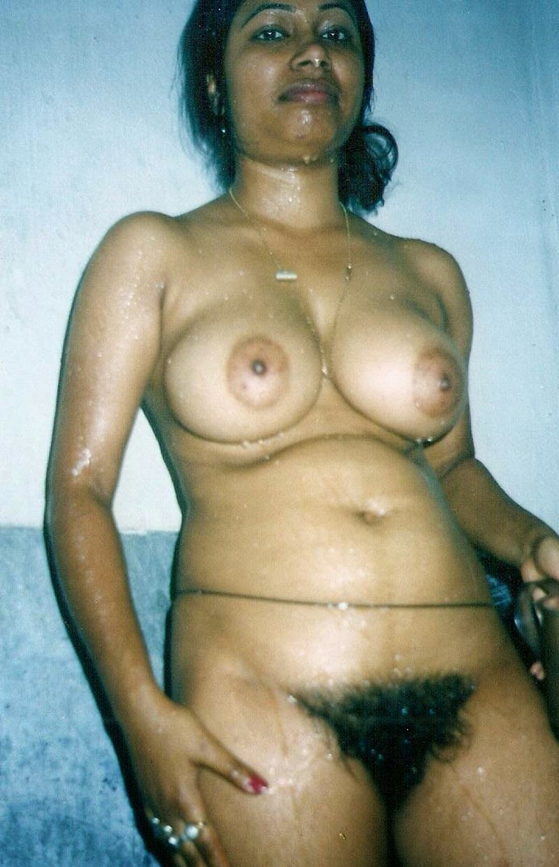 Indian naked hairy aunties