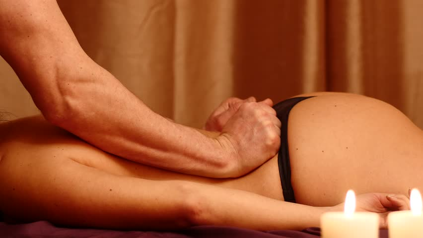 Erotic sensual massage for women