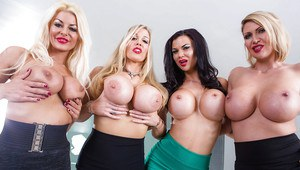 Elegant mature blondes nude