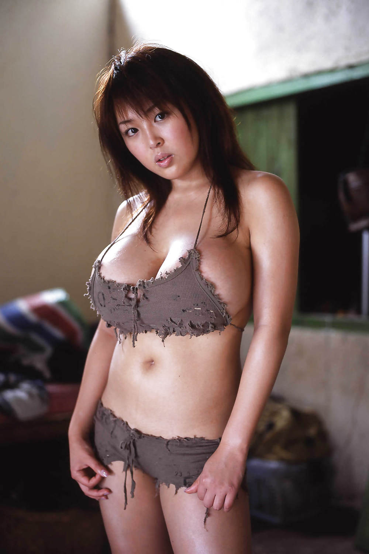 Ourei harada big boobs