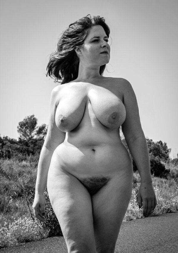 Bbw naked black sxey