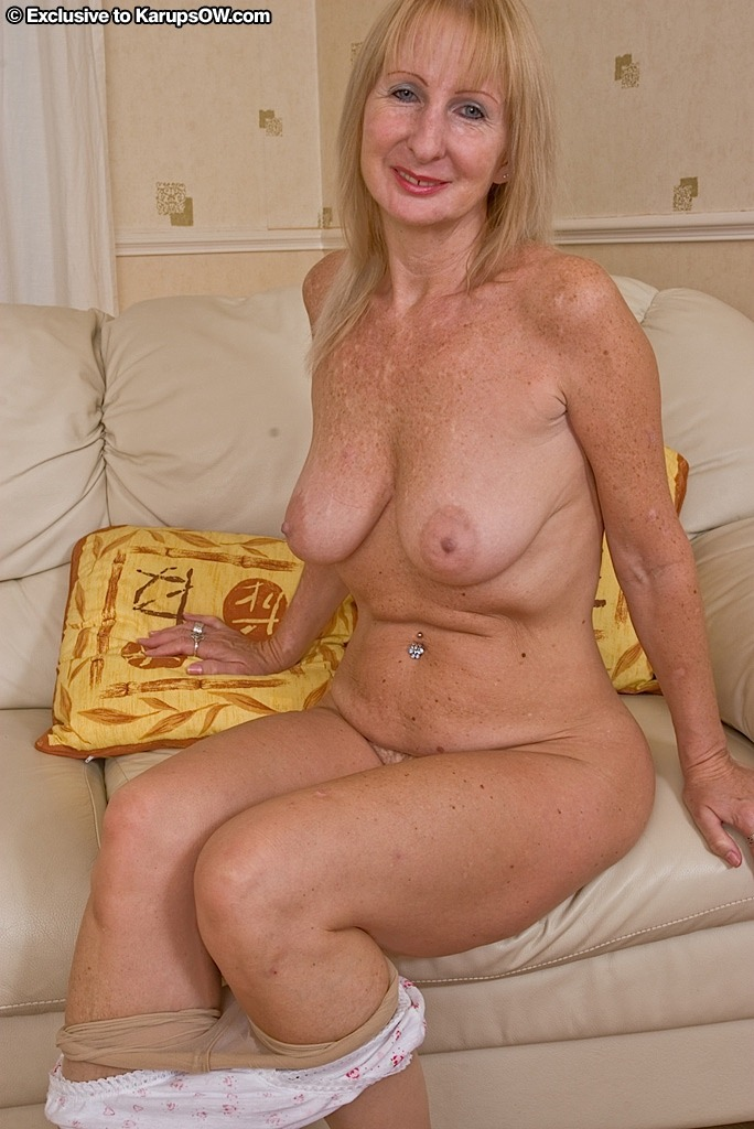 Karups older naked women