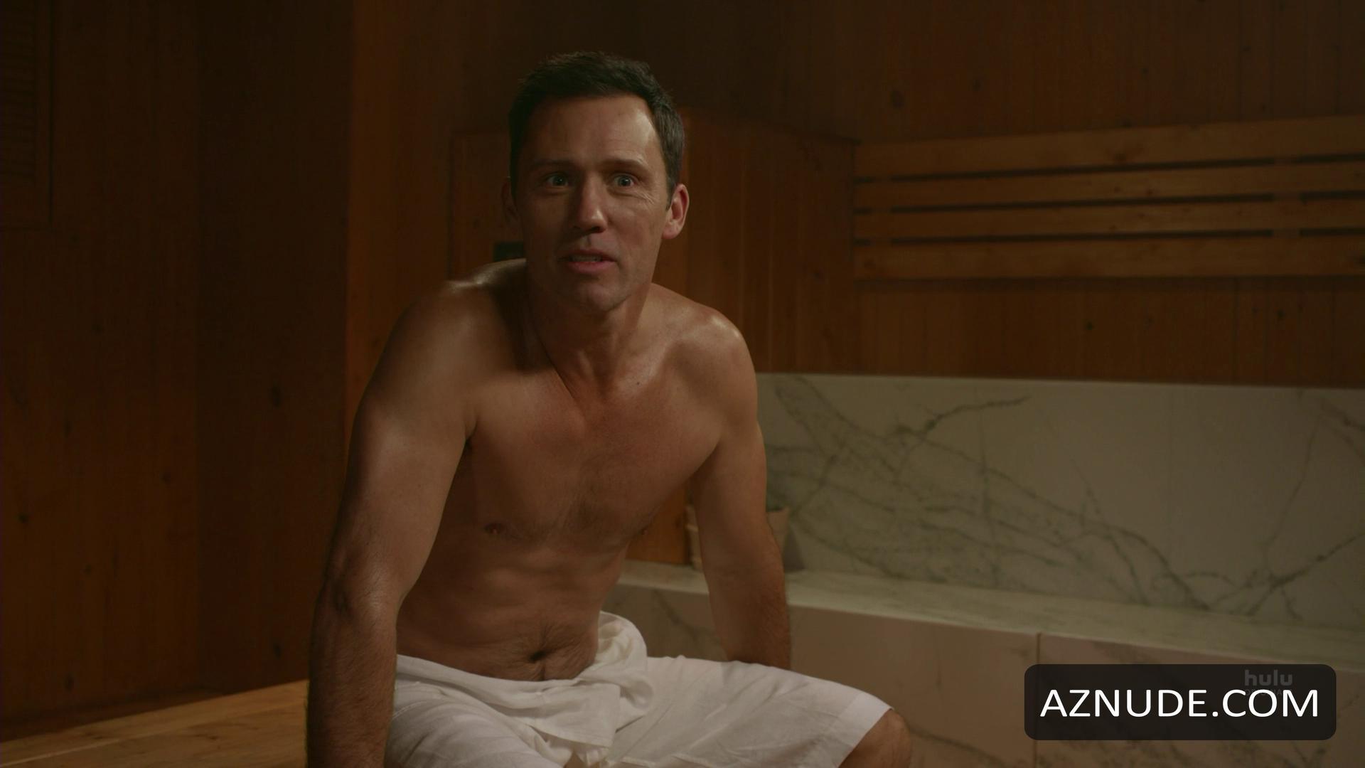 Jeffrey donovan nude naked