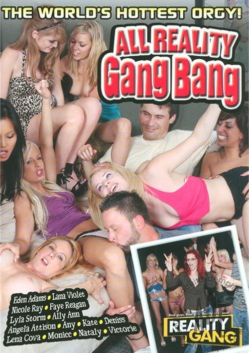 Free streaming gang bang orgy
