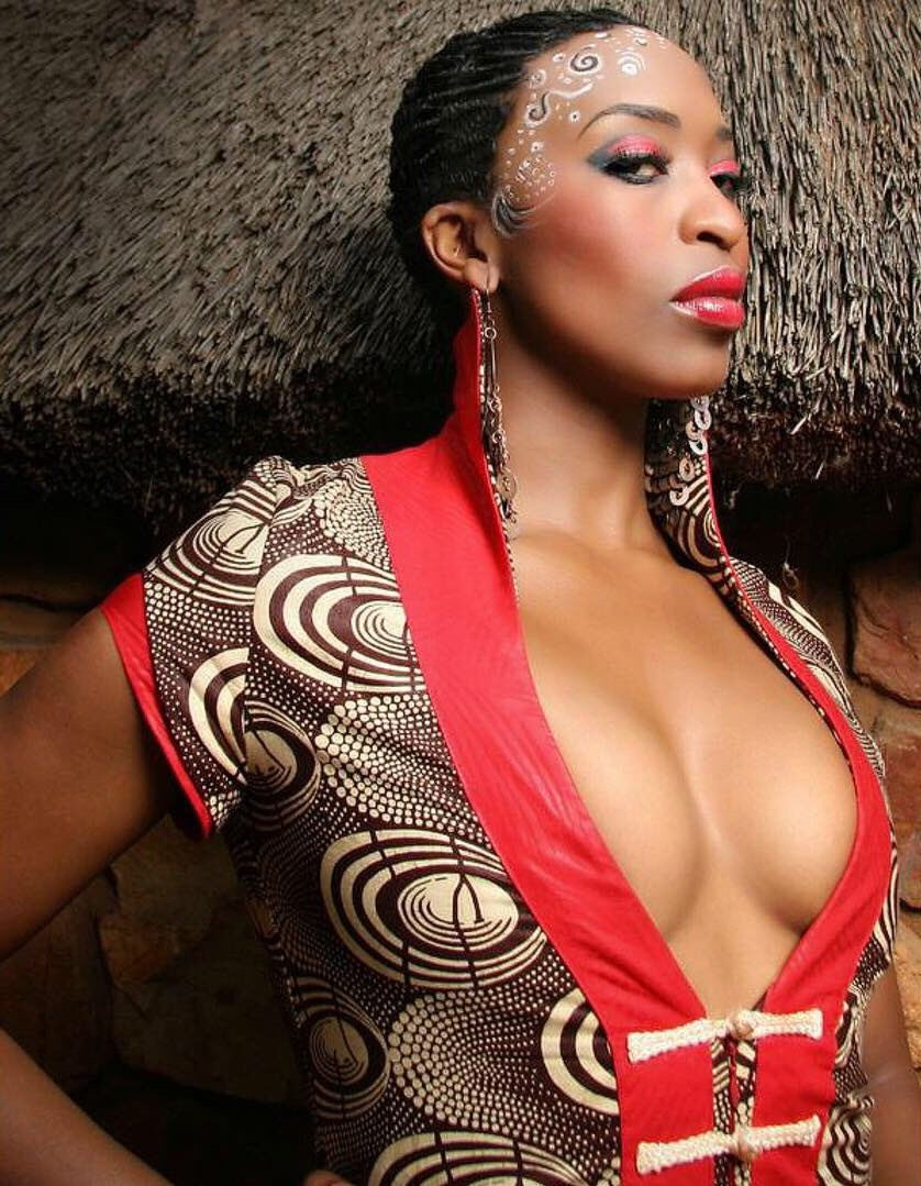South africas most beautiful nude models