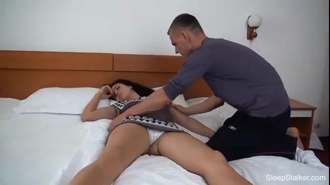 Stranger fucked my sleeping wife