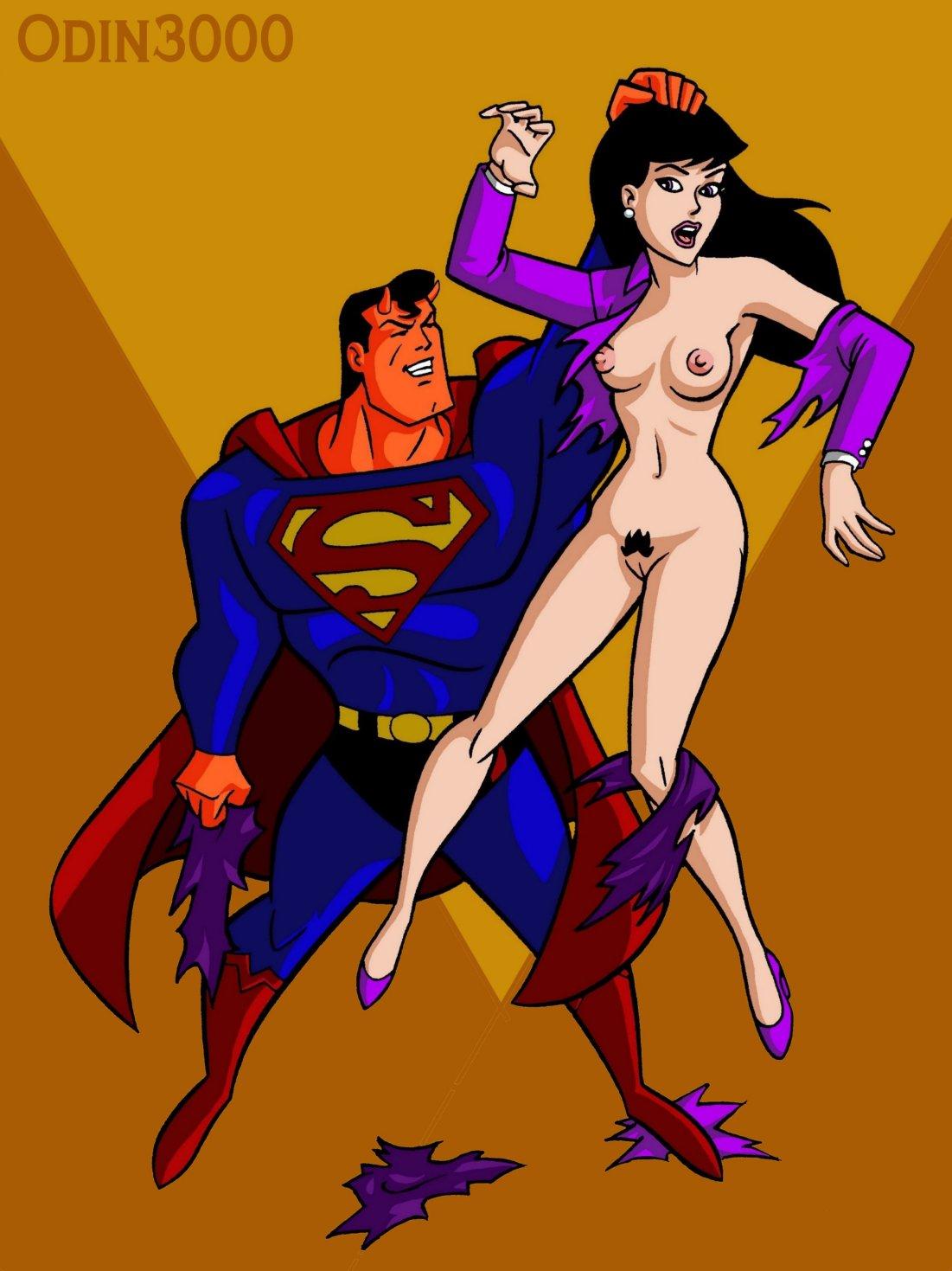 Porn comics lois lane hentai