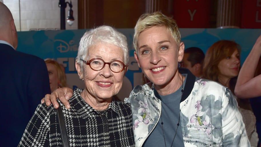 Ellen de generes xxx