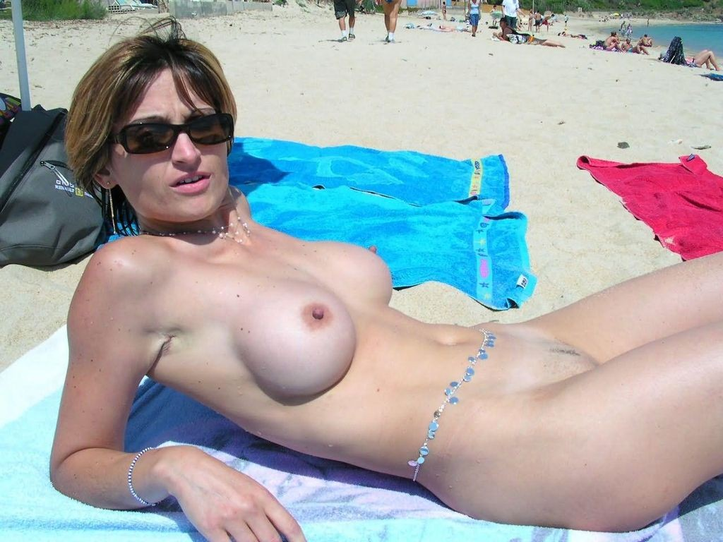 Nude in france milf