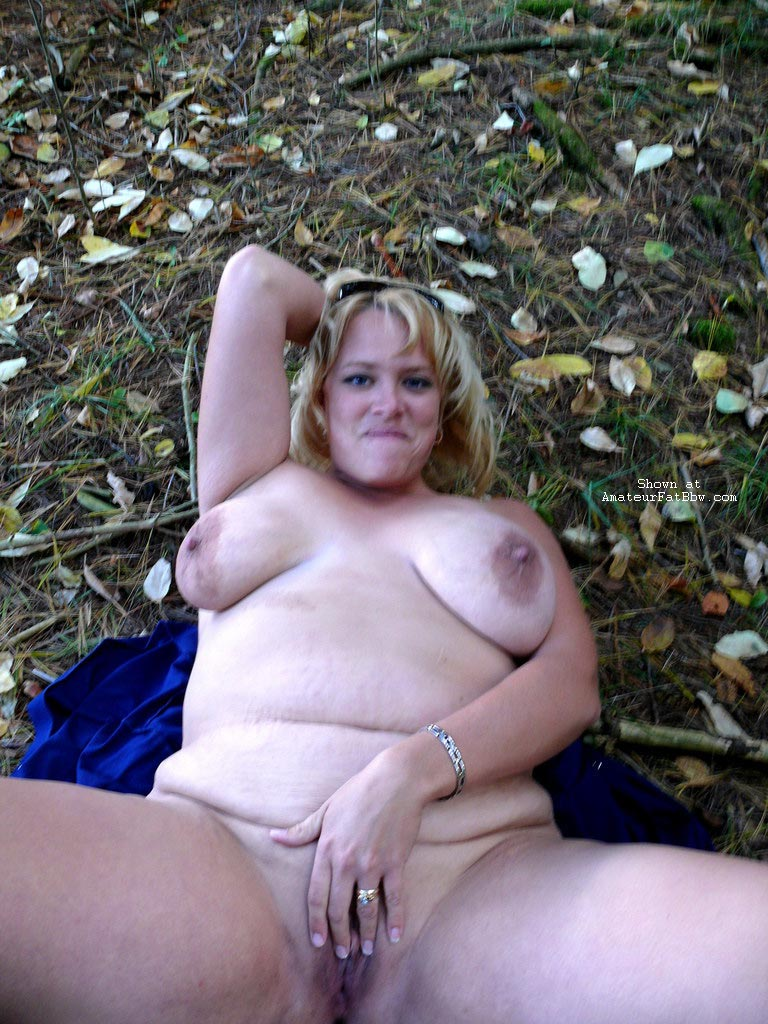 Mature amateur naked wife fat