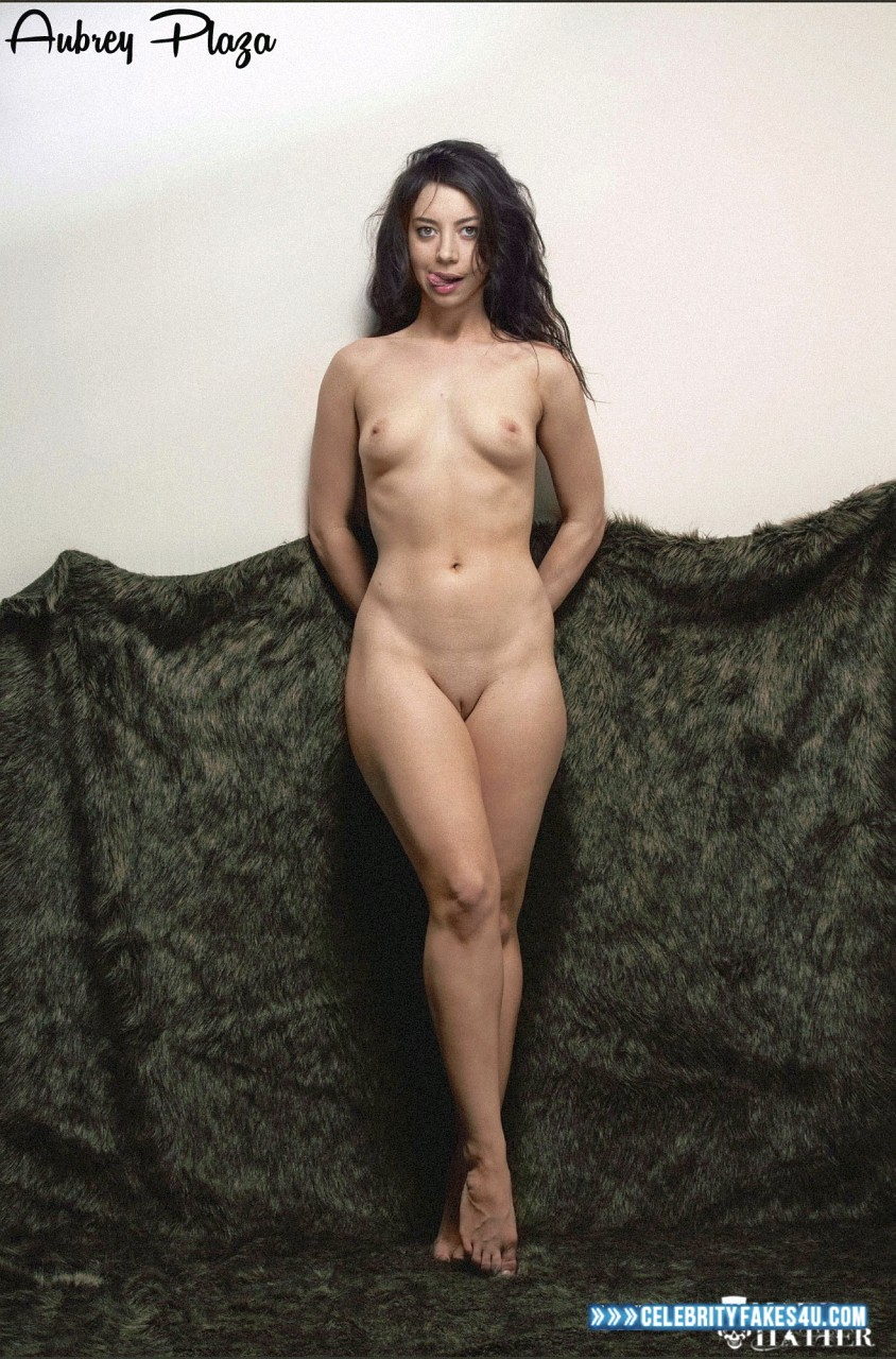 Aubrey plaza nude naked