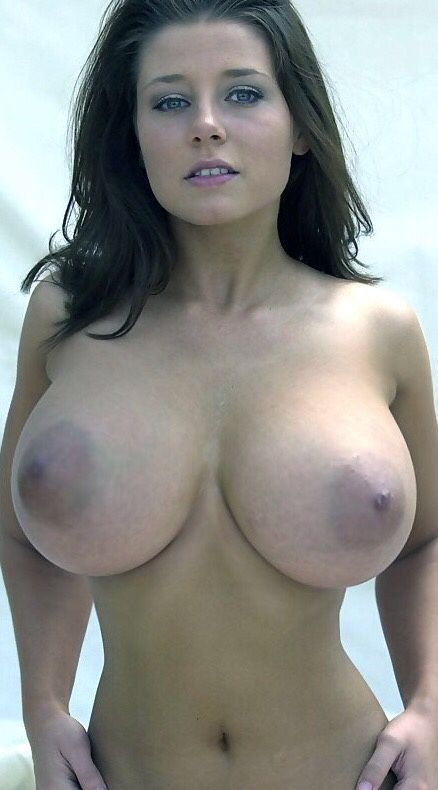 Large breasted naked women