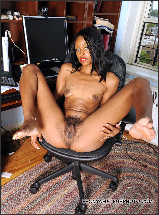Nude black girls show all