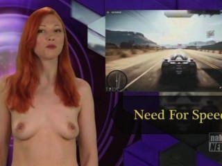 Women nude news porn