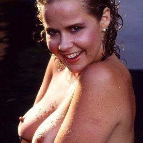 Linda blair tits and pussy