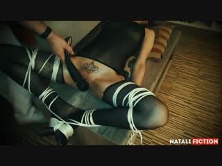 Amateur wife bondage fetish cum