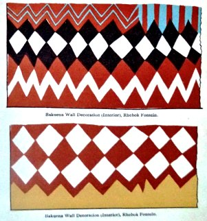 Definitions of seven strip patterns