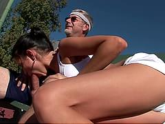 Tanner mayes fucked by tennis pro