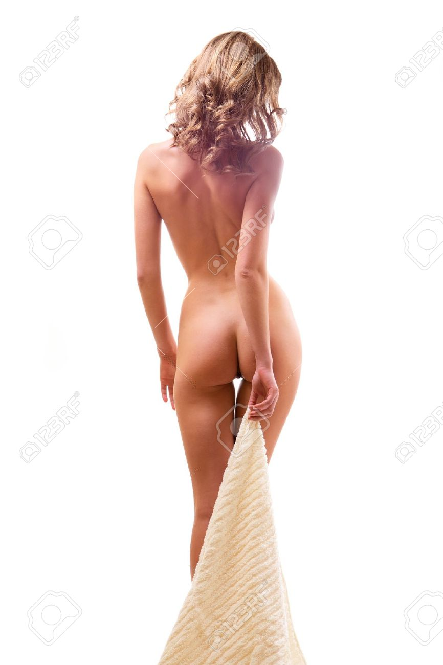 Nude women from behind