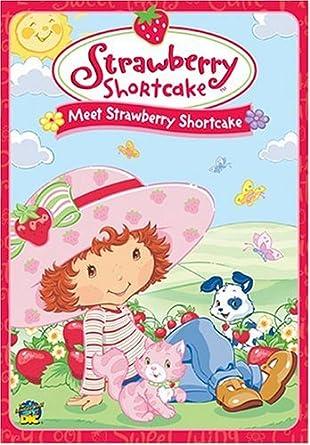 Strawberry alison shortcake angel