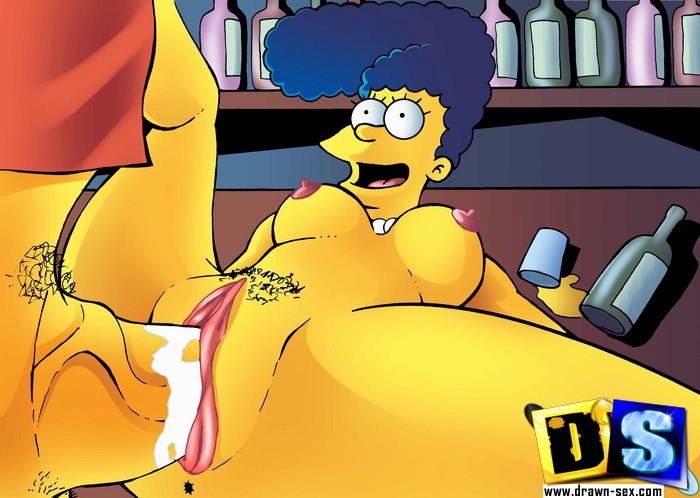 Edna krabappel and bart simpson porn