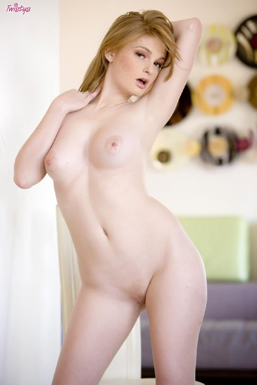Nude pale pussy pink