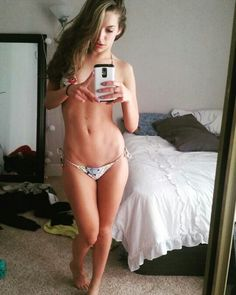 Selfie hot body girls naked perfect