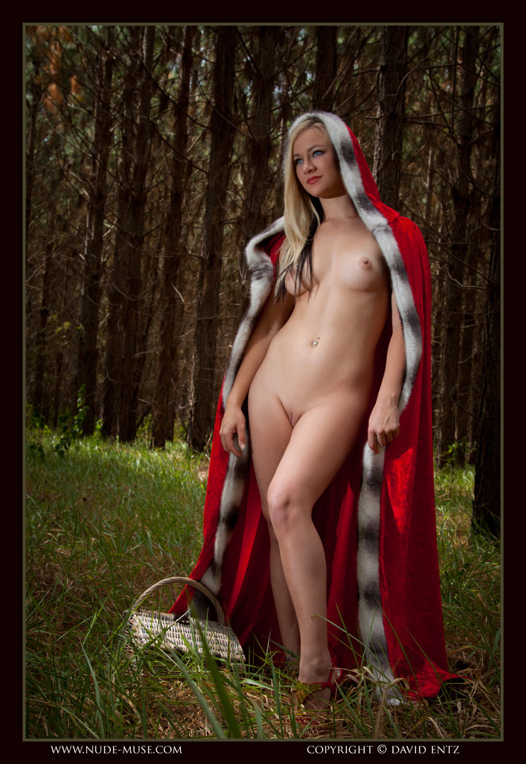 Red riding hood naked